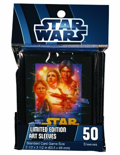 Fantasy Flight Games Star Wars Art Sleeves A New Hope
