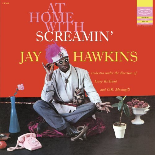Screamin' Jay Hawkins At Home With Screamin Jay Import Eu At Home With Screamin Jay