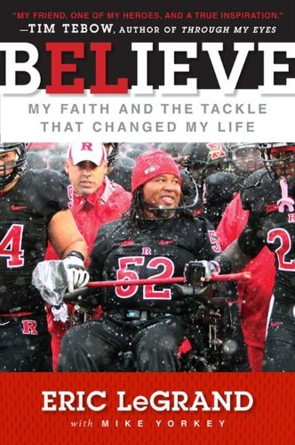 Eric Legrand Believe My Faith And The Tackle That Changed My Life