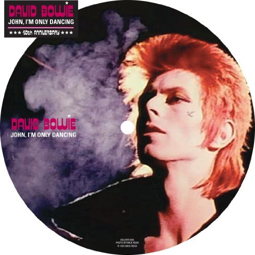 Bowie David John I'm Only Dancing Import Gbr Picture Disc
