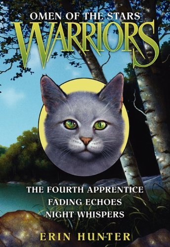 Erin Hunter Warriors Omen Of The Stars Box Set The Fourth Apprentice