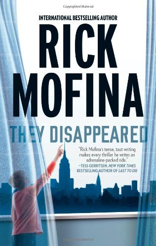 Rick Mofina They Disappeared