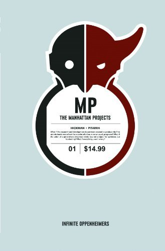 Jonathan Hickman The Manhattan Projects Volume 1