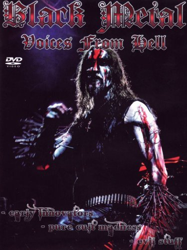 Black Metal Voices From Hell Black Metal Voices From Hell Nr