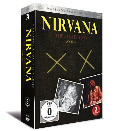 Nirvana Vol. 1 Maestros From The Vault Nr 3 DVD