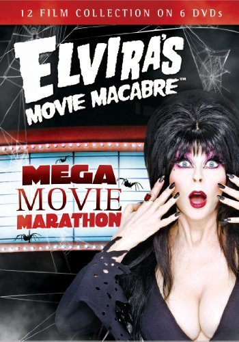 Elvira's Movie Macabre Mega M Elvira's Movie Macabre Mega M Nr 6 DVD