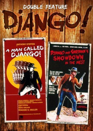 Man Called Django Django & Sar Man Called Django Django & Sar Pg