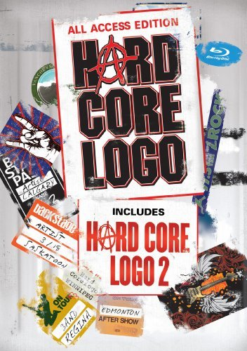 Hard Core Logo 1 & 2 Hard Core Logo Blu Ray Nr