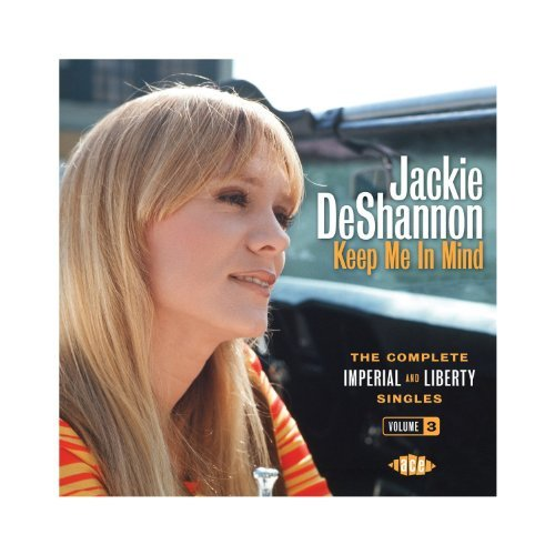 Jackie Deshannon Vol. 3 Complete Imperial & Lib Import Gbr