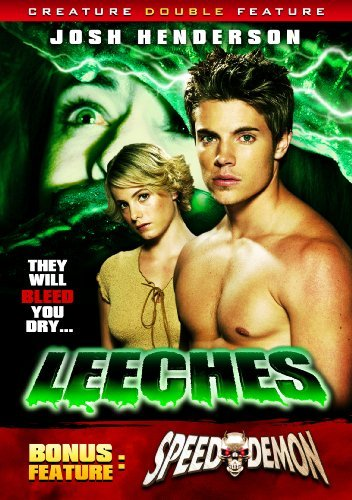 Leeches! Speed Demon Double Feature Ws Nr