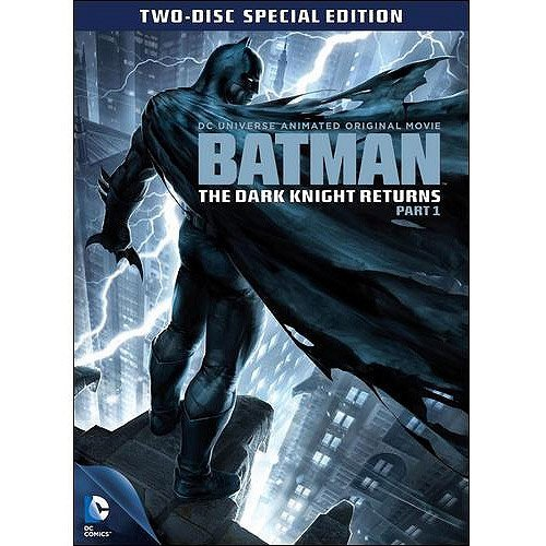 Batman The Dark Knight Return Batman The Dark Knight Return Special Ed. Pg13 2 DVD
