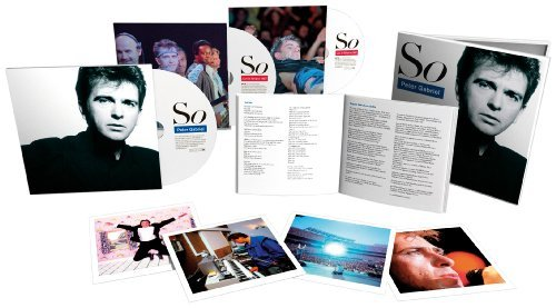Peter Gabriel So 25th Anniversary Deluxe Edi Deluxe Ed. 3 CD