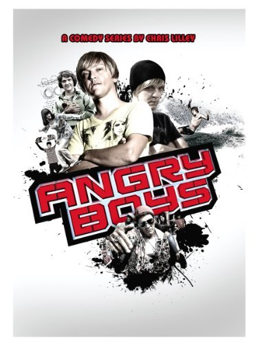 Angry Boys Season 1 Tvma 3 DVD
