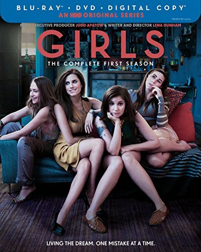Girls Season 1 Blu Ray DVD Nr