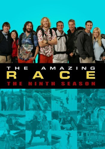 Amazing Race Season 9 DVD Mod This Item Is Made On Demand Could Take 2 3 Weeks For Delivery