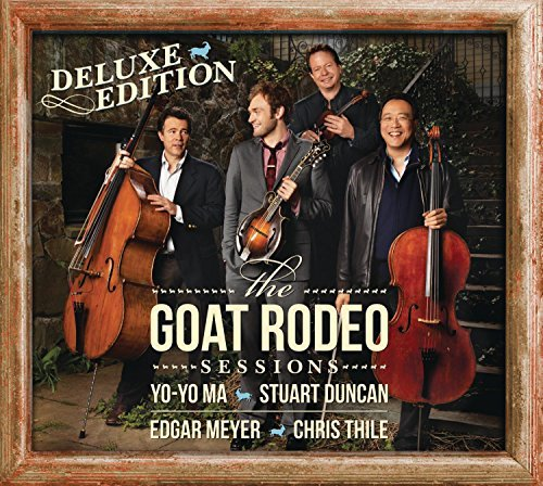 Yo Yo Ma Goat Rodeo Sessions Deluxe Ed. Incl. DVD