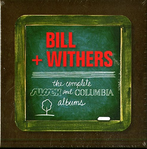 Bill Withers Complete Sussex & Columbia Alb 9 CD