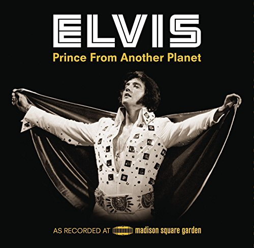 Elvis Presley Elvis Prince From Another Planet Madison Square Garden 2 CD Incl. DVD