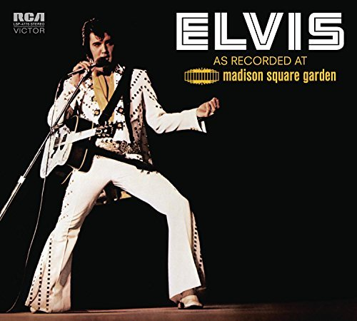 Elvis Presley Elvis As Recorded At Madison 2 CD Digipak