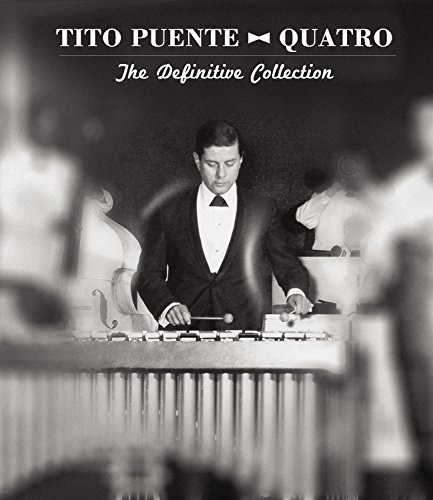 Tito Puente Quatro The Definitive Collect 5 CD