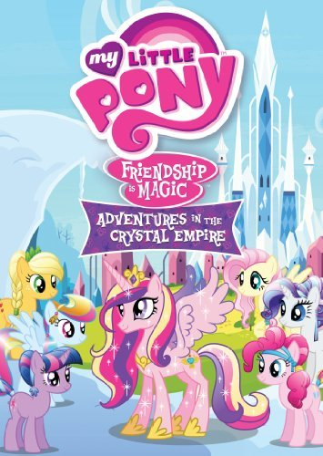 My Little Pony Friendship Is Magic My Little Pony Friendship Is Adventures In The Crystal Empire