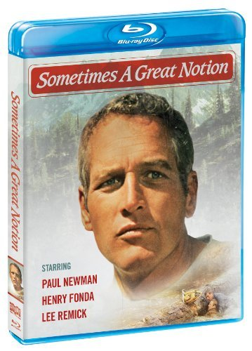 Sometimes A Great Notion Newman Fonda Remick Pg