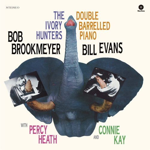 Evans. Bill & Brookmeyer Bob Ivory Hunters Import Esp