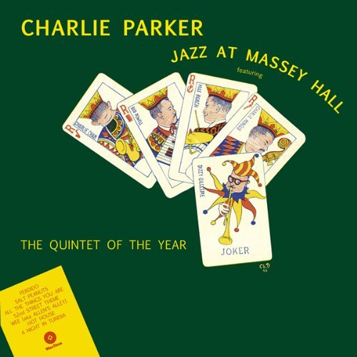 Parker Charlie Jazz At Massey Hall Import Esp