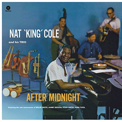 Nat King Cole After Midnight Import Esp