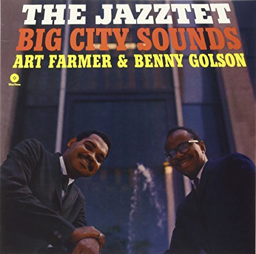Farmer Art & Golson Benny Jazztet Big City Sounds Import Esp