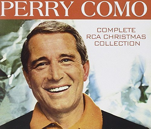 Perry Como Complete Rca Christmas Collect 3 CD