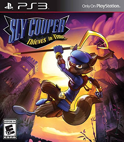 Ps3 Sly Cooper Thieves In Time Sony Computer Entertainme Sly Cooper Thieves In Time