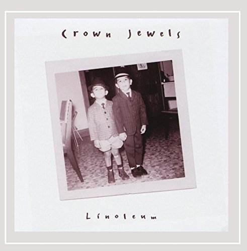 Crown Jewels Linoleum