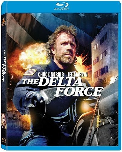 Delta Force Marvin Norris Winters Balsam K Blu Ray