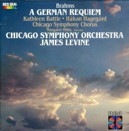 J. Brahms German Requiem Op. 45 Levine James