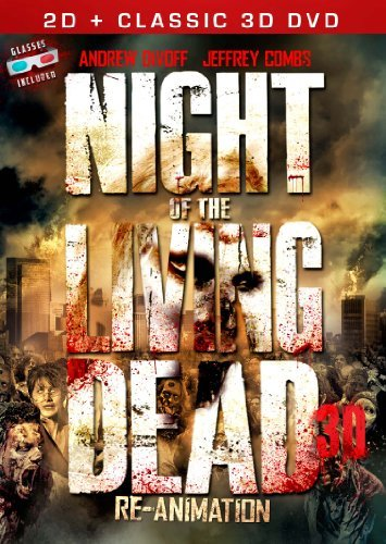 Night Of The Living Dead Rean Divoff Combs Aws R