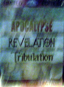 Apocalypse Revelation Tribulat Cloud Ten 3 Pak Clr Nr 3 DVD