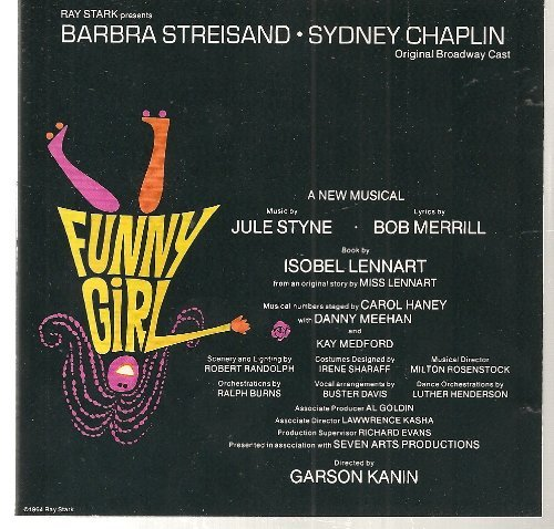 Funny Girl Original Broadway Cast