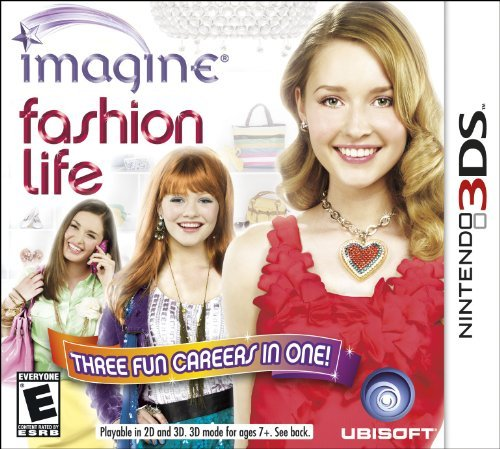 Nintendo 3ds Imagine Fashion Ubisoft E