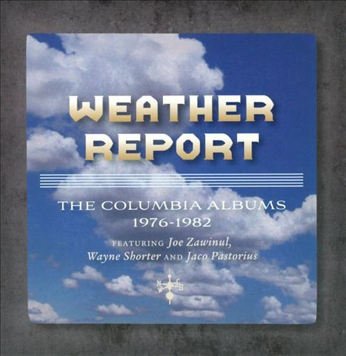 Weather Report Columbia Albums 1976 1982 6 CD