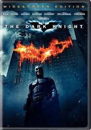 Dark Knight Ledger Bale Oldman Freeman DVD & Digital Copy