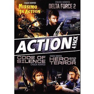 Action 4 Pack Missing In Action Delta Force 2 Code Of Silence He Nr