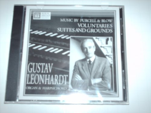 Gustav Leonhardt Music By Purcell & Blow Voluntaries Suites & G