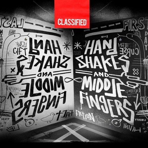 Classified Hand Shakes & Middle Fingers Import Can