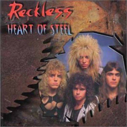 Reckless Heart Of Steel Import Can