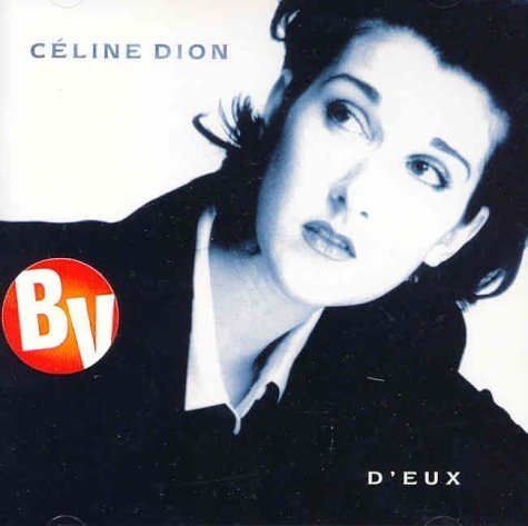 Celine Dion D'eux Import Can