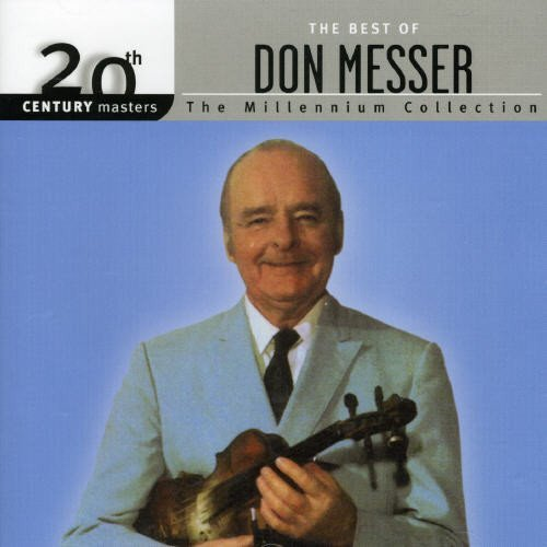 Don Messer 20th Century Masters Import Can