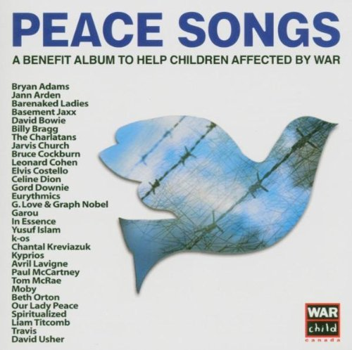 Peace Songs Peace Songs Import Can
