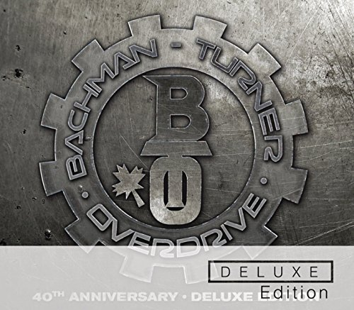 Bachman Turner Overdrive Bachmanturner Overdrive 40th Import Eu 2 CD