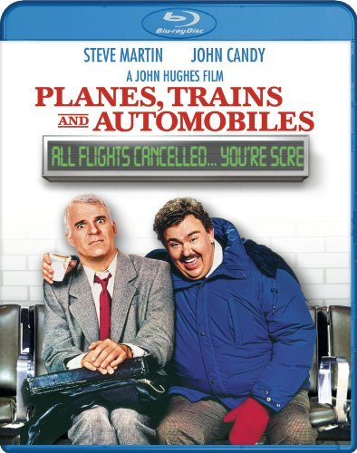 Planes Trains & Automobiles Martin Candy Bacon Mckean Blu Ray Ws R